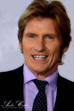 "FTop: ""Denis Leary - By Andre Cohen Photography ©"" I love this, especially the soft focus...it almost looks angelic."