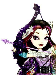 Raven Queen. Archery Competition Magic Arrow. Box Art