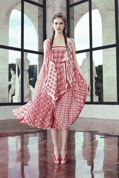 Курортная коллекция Fendi весна 2016 (Интернет-журнал ETODAY) Высокая Мода,  Подиумная Мода 3f897c0b314