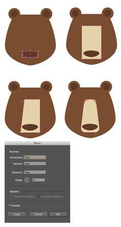 How to Create a Set of Flat Animal Icons in Adobe Illustrator Web Design, Graphic Design Tutorials, Graphic Design Inspiration, Logo Design, Vector Design, Design Trends, Adobe Illustrator Tutorials, Photoshop Illustrator, Bird Illustration
