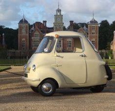 Scootacar Mk1 (1958)
