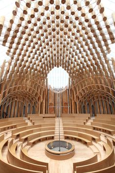 Gallery of Light of Life Church / shinslab architecture + IISAC - 7 Communal, intimate, organic