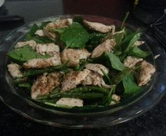 Recipe Chicken & Green Salad with Coriander Butter by Taz88 - Recipe of category Main dishes - meat
