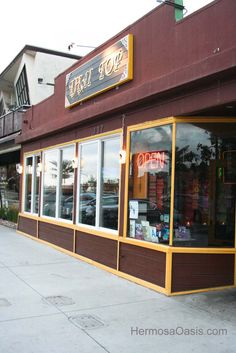 Closest Thai food restaurant in the area. The food is good and environment is wonderful for families. Directions from Hermosa Oasis: walk along The Strand to Pier Plaza, turn left and walk up the hill past Manhattan Ave and Highland, Buena Vita will be on left before Valley Dr. 15 min walk