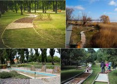 Hungary, Travel Tips, Golf Courses, Park, Parks