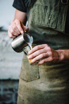 barista | Alana Bread photography #baristacoffee