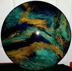 Resin Wall Art, Epoxy Resin Art, Acrylic Artwork, Marble Art, Alcohol Ink Art, New Wall, Art Inspo, Abstract Art, Illustration Art