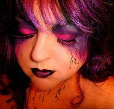 Halloween makeup ideas.