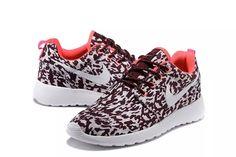 #esty 599432-160 Nike Roshe Run Leopard Chili Brown Hot Punch