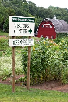 Seed Saver's Farm, Decorah Iowa