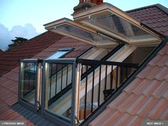 Velux loft conversions by Skyline of Bristol & Bath - Skyline Loft Conversions Attic Apartment, Attic Rooms, Attic Spaces, Attic Bathroom, Attic Loft, Loft Room, Attic Ladder, Attic House, Attic Renovation