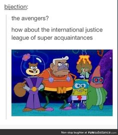 The real Avengers