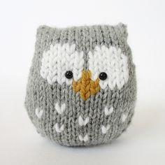 Ravelry: fluffandfuzz's Stuffy Owl
