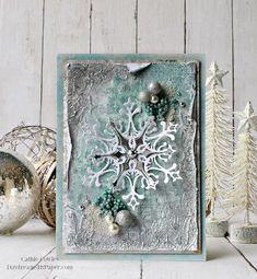 Christmas Mix, Classy Christmas, Christmas Makes, Christmas Snowflakes, Christmas In July, First Christmas, Handmade Christmas, Christmas Crafts, Xmas Cards