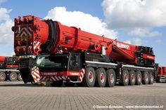 Mack & Heavy Haulage Day 2012 in Amsterdam