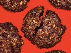 Dorie Greenspan's Chocolate Chunker Cookies ♥ Saveur
