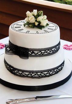 22 Amazing Wedding Cakes Options You Are Likely To Love Unique Wedding Cakes, Beautiful Wedding Cakes, Wedding Cake Designs, Wedding Cake Toppers, Beautiful Cakes, Perfect Wedding, Unique Cakes, Pretty Cakes, Black And White Wedding Cake