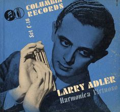 Alex Steinweiss - Larry Adler