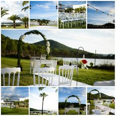 Celebrate your big day and honeymoon sourranded by beautiful gardens, first class facilities and a team of #weddingplanners for a hassle free and pleasant experience #GrandPalladiumIbiza #BodaIbiza