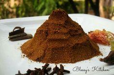 Biryani masala powder  http://www.blessyskitchen.com/2015/05/biryani-masala-powder.html?m=1