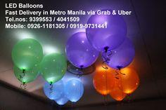 no: 9399553 Mobile no: Led Balloons, Quezon City, Philippines