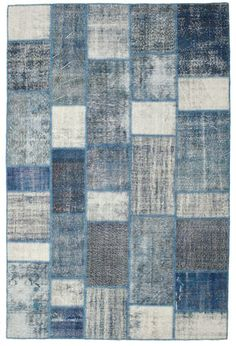 Patchwork carpet BHKD148