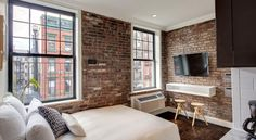 $191.25 In Manhattan's East Village, this hotel is surrounded by restaurants, bars, and nightlife.