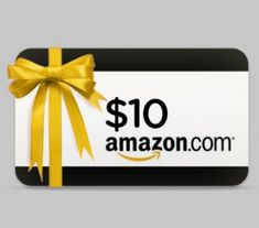 $10 Amazon Gift Card {Giveaway} | Miss Frugal Mommy