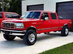 Diesel Trucks, Ford Trucks, Obs Powerstroke, Obs Truck, Ford Obs, Twin Turbo, Classic Trucks, Diesel Engine, Old School