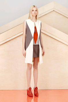 Alexander Lewis Pre-Fall '13 Collection Is Made For The Modern Boss-Lady