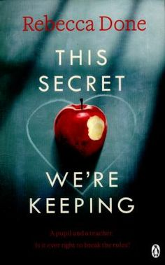 This Secret We're Keeping by Rebecca Done. Thought provoking, enjoyed it & was still thinking about it days later. engrossing tale of forbidden love #BookReview. Jess Hart has never forgotten Matthew Langley. He was her first love when she was fifteen - but he was 10 years older and her maths teacher at school. It ended in scandal, with his arrest and imprisonment. Now 17 years later, a 42-year-old Matthew arrives back in Norfolk with a new identity....