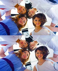 Wizard of Waverly Place cast <3