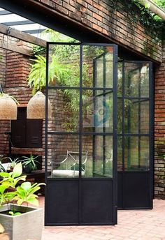 Door Design, Exterior Design, Gazebos, Backyard Pavilion, House Extensions, Industrial House, Windows And Doors, French Doors, Future House