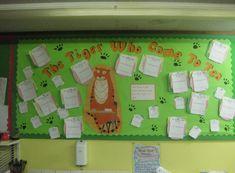 The Tiger Who Came to Tea Classroom Display Photo - SparkleBox