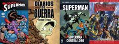 SUPERMAN: LA BÚSQUEDA DE LOIS LANE, DIARIOS DE GUERRA, SUPERMAN CONTRA LOBO y LOS VENGADORES: LOS 7 MAGNÍFICOS (reseñas de comics) Batman, Superman, Clark Kent, Lois Lane, Dc Comics, Wonder Woman, Comic Books, Baseball Cards, Cover