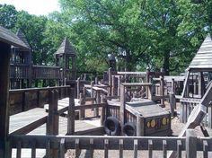 Pittsburgh's 9 Coolest Playgrounds