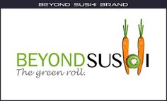 Beyond Sushi Brand Logo Sushi Logo, Experiential Marketing, Digital Media Marketing, Charity, Logos, Learning, Logo, Studying, Teaching