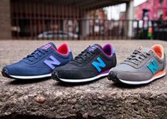 Bringing back the New Balance 410's - An old retro styled vintage collection - For everyday wear.