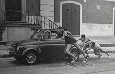 "Raffaele Celentano - Piano ""Fiat 500"", Italy, Undated"