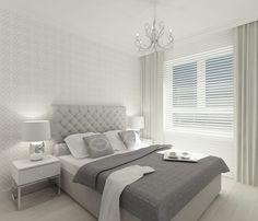 Busca imágenes de Dormitorios de estilo escandinavo de 4ma projekt. Encuentra las mejores fotos para inspirarte y crea tu hogar perfecto.