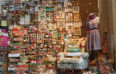 What would we do without Anthropologie's store windows?