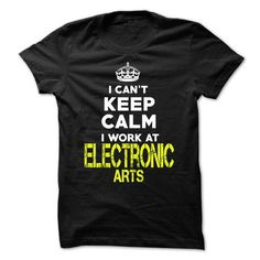 I Work At Electronic Arts T Shirts, Hoodies. Get it now ==► https://www.sunfrog.com/LifeStyle/I-Work-At-Electronic-Arts-Limited-Edition.html?41382 $23