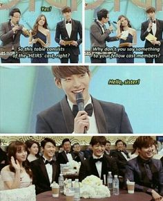 SBS drama Awarld 2013 kim woo bin ♥♥