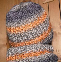 Noirmont   col et bonnet pour garçon. Bonnet Enfant, Tricot Enfant, Bonnet  Garcon b9f0350ce9f