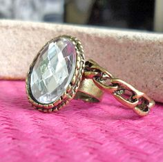 Double bling ring
