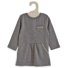 Robe en molleton Petite fille - Kiabi - 8,00€