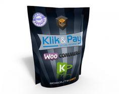 WooCommerce Klik & Pay - Passerelle de paiement pour le e-commerce WooCommerce. Klik & Pay autorise les paiements immédiats (cartes bancaires) ou différés (chèques, virements bancaires).