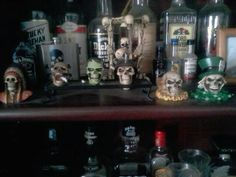 Some of my skull collection~
