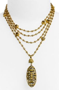 Virgins, Saints & Angels 'Antigua - Magdalena' Necklace (Nordstrom Exclusive) available at Nordstrom