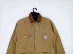 ad0b06d72e2 Vintage. Carhartt Denim JacketCool ...